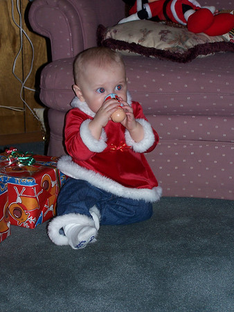 Christmas at the Gurbals with the Daurers - December 18, 2005
