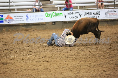 STEER WRESTLING Monday September 25