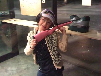 Rachel Shooting Pink 22