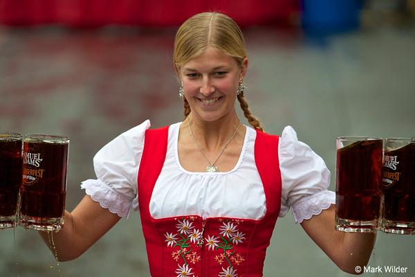 Oktoberfest Zinzinnati - 2012
