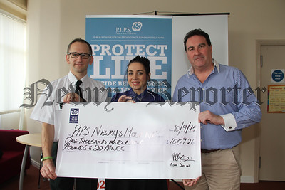 Cheque to PIPS