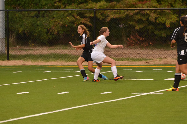 2013-09-16 Dayton Girls Varsity Soccer vs Linden #4 of 6