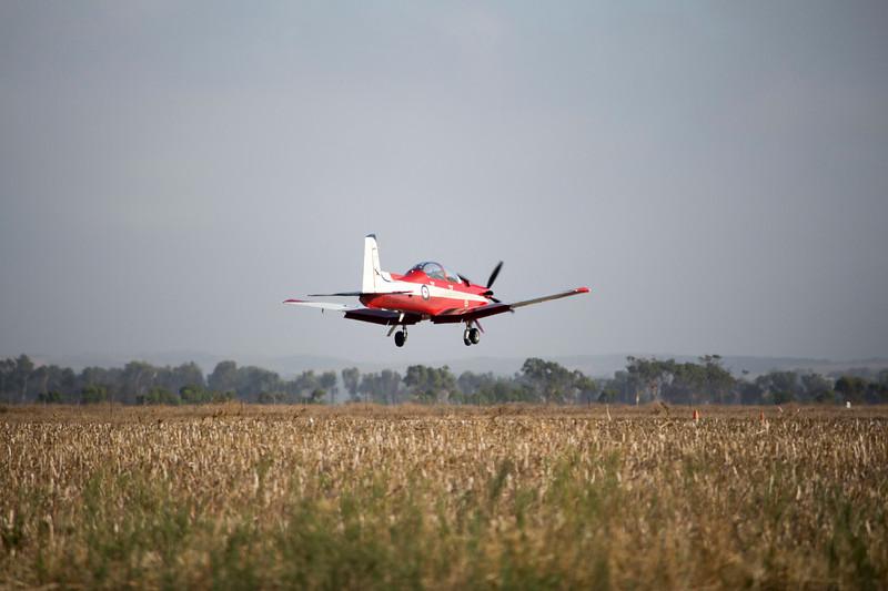 Australian Air Force PC-9