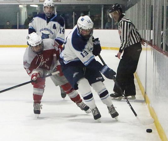 Wilmington Wakefield hockey 020820