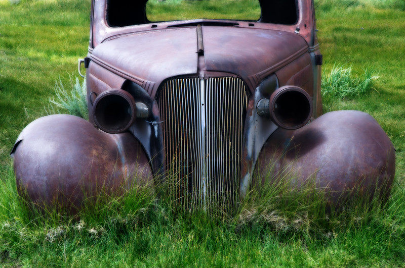 rustic, cars, antique, Bodie