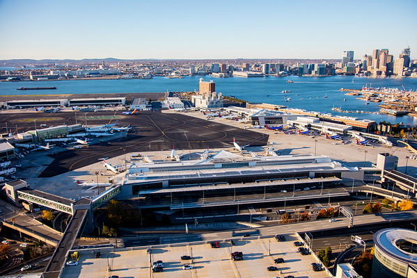 Logan Airport, Boston, MA