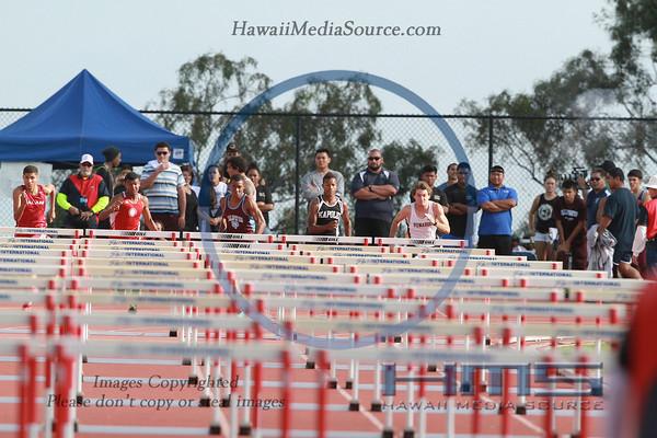 Boys States 100m High Hurdles 5-10-14