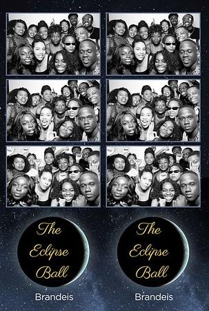 PRINTS - Brandeis University 2019 Eclipse Ball