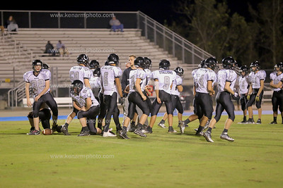 East Bladen 18 South Columbus jv football