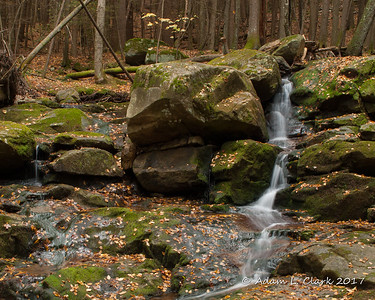 Forty Foot Falls - Surry, NH