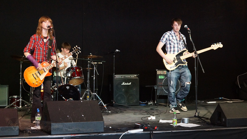 Ealing Blues Festival - 2012