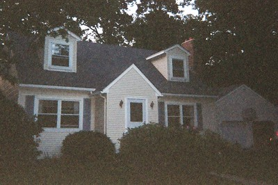 Marci and Tim's house