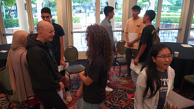 Teen Interfaith Trip Orientation 2019