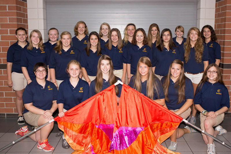2012 Clarkston Marching Band