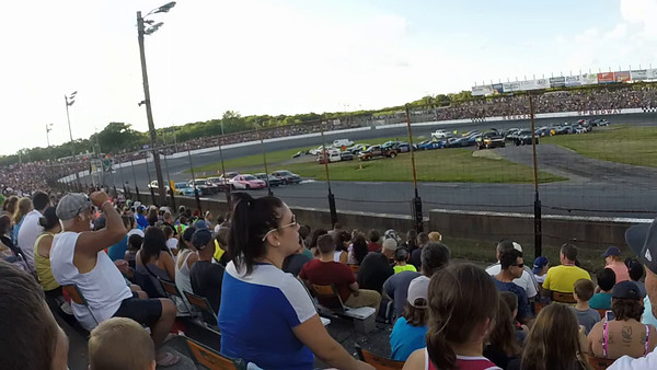 Monster Truck Mashup at Seekonk Speedway