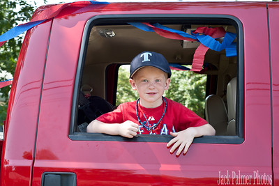 Rockwall's Fourth of July Parade 2011