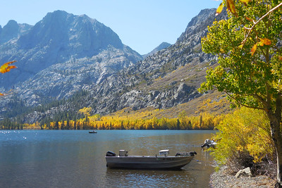 June Lake Fall 2014