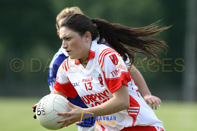 Tinahely Ladies SFC 2012