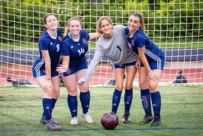 2019-20 Varsity Girls Soccer