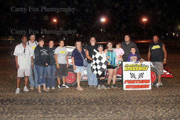 July 7, 2018 - Sprints and UMP Modifieds