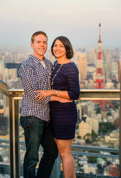 Tokyo skyline engagements Day2