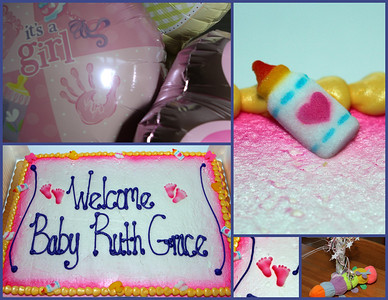 Welcome Baby Ruth Grace from HWM!