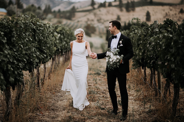 Lake Chelan Wedding | Kirsten and John | Seattle Wedding Photographer