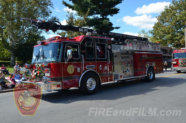 2013 Pennsylvania Fireman's Convention Parade - West Chester, PA - 09/28/2013