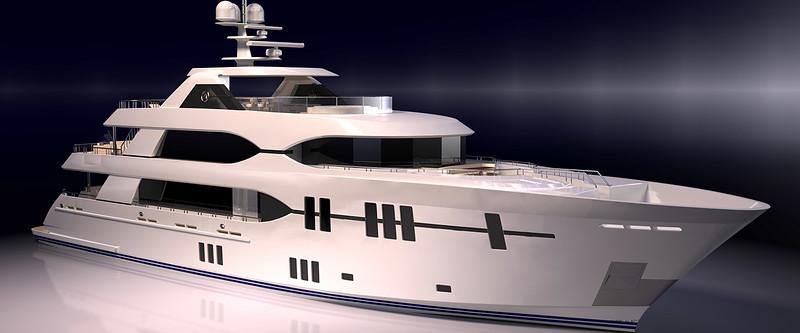 135 Megayacht