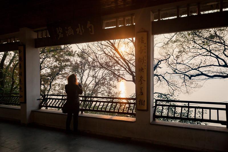 Golden Hour (take a photo!) - Taihu Lake - Wuxi, China.jpg