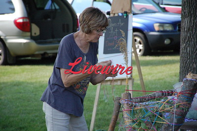 JCA Music and Art in the Park 7-15-21