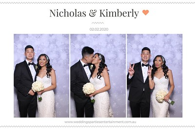 Kimberly & Nicholas's Wedding