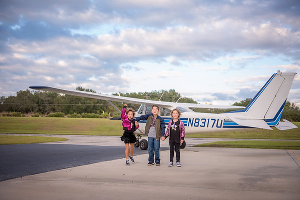 Airplane mini Dec 2018 Linsenmayer