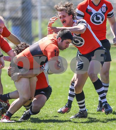 PAC vs Village Lions 040817 - Highlights