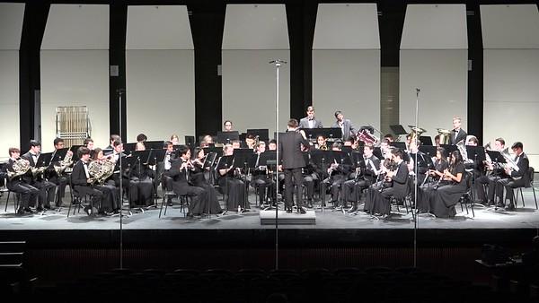 UIL Wind Symphony 4/19/2017