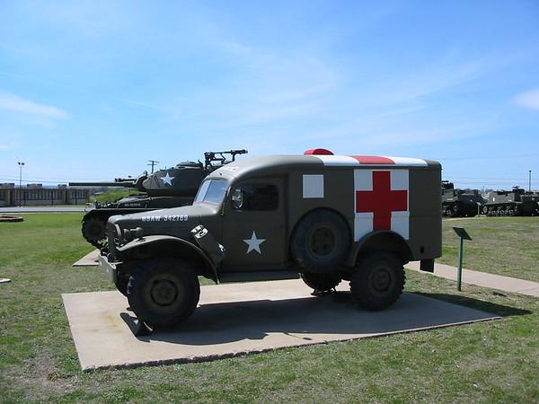 WWII Ambulance