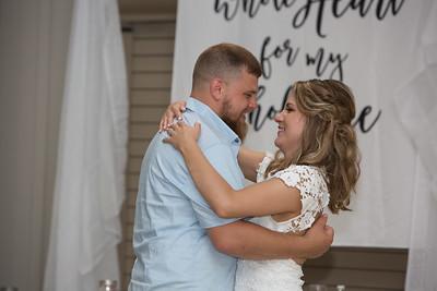 Cody and Kayla--Reception