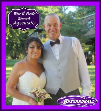 JULY 7TH, 2017 | Eric and Ivette Eversole