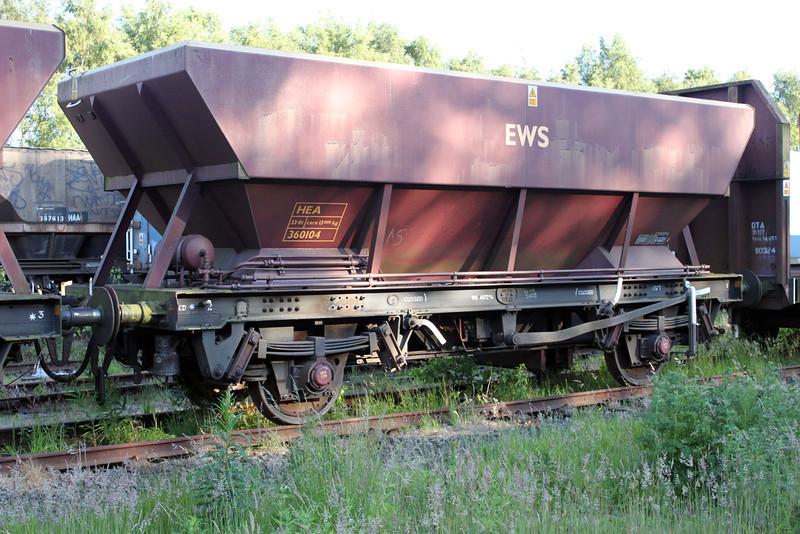 HEA 360104 Walton Old Yard, Warrington 26/06/11