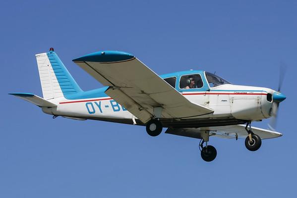 OY-BBN - Piper PA-28-140 Cherokee