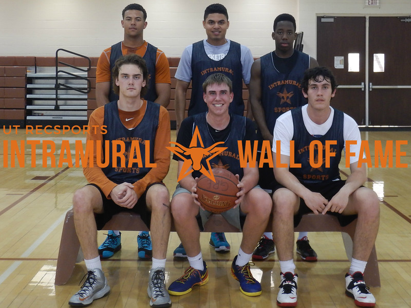 BASKETBALL Orange C Runner Up  Hot Wingz  R1: Paul Derkowski, Bryton Buth, Michael Hinojosa R2: Quinton Carroll, Iain Guy, Ryan Allo Not Pictured: Anthony Scallan, Will Smalling
