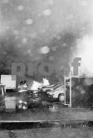 Able Ford on Long Beach Rd 1987