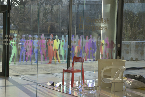 17 Women Designers at Swedish Embassy, DC