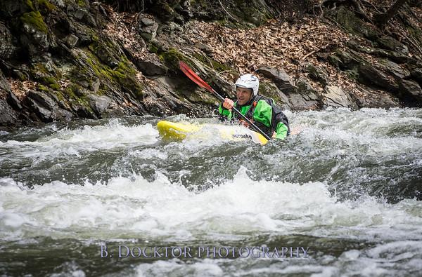 Roe Jan Canoe Race 2018