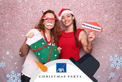 AXA Christmas Party