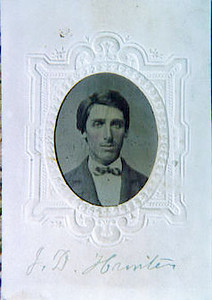 James Delarain Hunter