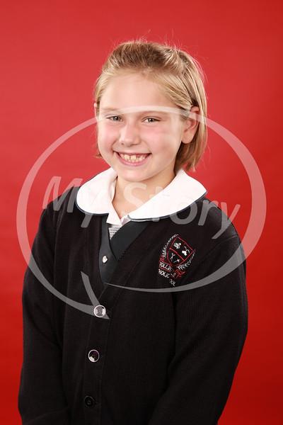 3rd Grade Rolling Hills Catholic School Portraits (2015-16)