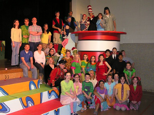 Seussical!