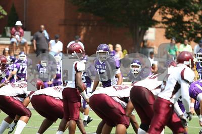 Football: McKinley vs. Gonzaga (8/28/2010)