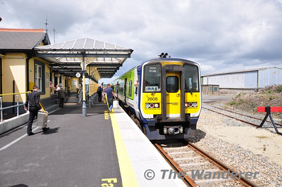 IRRS South Wexford Railtour